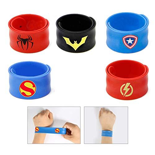 Slap Bracelets for Kids Party Suppl…