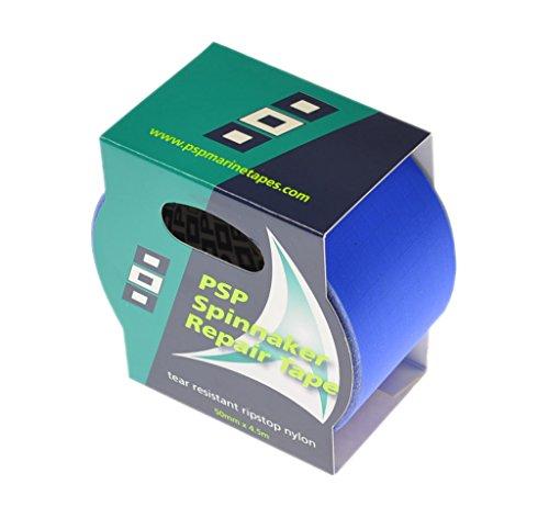 RIPSTOP Spinnaker-Tape 50mm x 4.5m dunkelblau