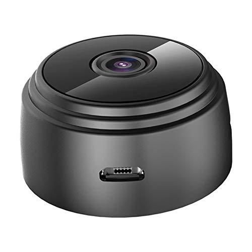 Cámara espía Cámara inalámbrica Oculta WiFi con visualización remota 1080P HD Nanny CAM Cámara de Seguridad Cargador USB Cámara Grabador de Video para Interiores Activado por Movimiento