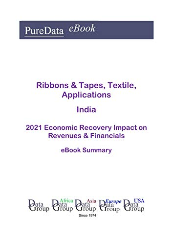Ribbons & Tapes, Textile, Applications India Summary: 2021 Economic Recovery Impact on Revenues & Financials (English Edition)