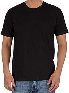 T-Shirts Round Neck Cotton Men summer - 6X