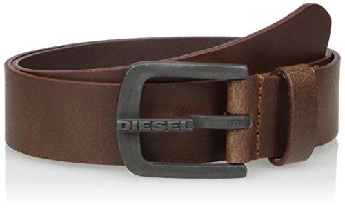 (ディーゼル) DIESEL メンズ カウレザー ベルト X04520PR227 100 ブラウン T2188