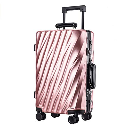 LYHLYH koffer Hard Shell Travel koffer college Travel Knight lichtgewicht Cabin koffer lichtgewicht reizen uitbreidbare Carry-Ons ABS met 4 wiel Spinner uitbreidbaar