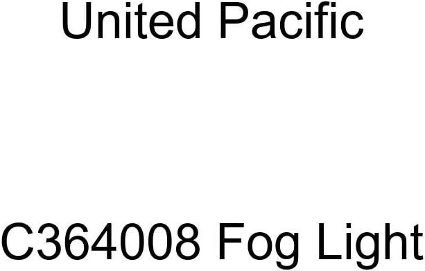 United Pacific C364008 Light Super popular specialty Sale item store Fog