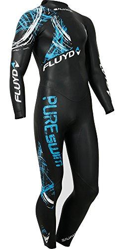 Fluyd Pure Swim Man - Traje seco de Buceo, Color 0, Talla M