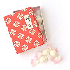 WASANBON SUGAR-100% MADE WITH PURE SUGAR - This is produced by artisans with expert skills at a long established store Baikou dou in Kagawa Prefecture, Japan. THE BEST COMBINATION with Japanese green tea and Matcha ! This is a Japanese Traditional sw...