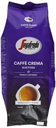 Segafredo Zanetti Caffé Crema Gustoso, 2er Pack (2 x 1000 g)