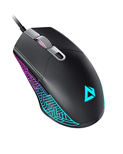 AUKEY Scarab Gaming Mouse [Lightweight 75g] 7200 DPI Optical...