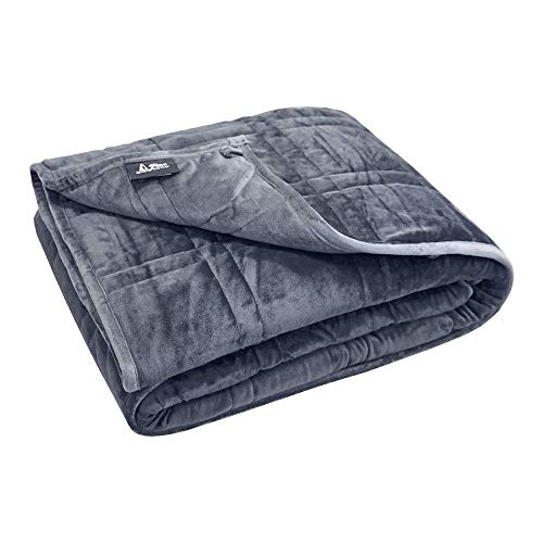 """Ultra Plush Weighted Blanket -Great for Winter 