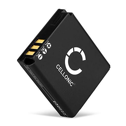 CELLONIC® Batería Compatible con Leica D-Lux 4 D-Lux 3 D-Lux 2 C-Lux Compatible con Sigma DP-1 DP-2 DP-3 Merrill, BP-DC4,18 646,18 645,18 644,911902 1150mAh BP-DC4, BP-41 Pila Repuesto sustitución