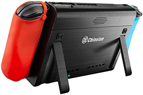 ID CHINSION 10000mAh Battery Charger Case for Nintendo Switch Portable Pop Up Backup Extended product image
