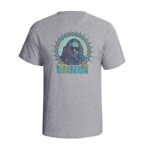 Abide The Dude Mens Movie Inspired Inspiré du film t shirt