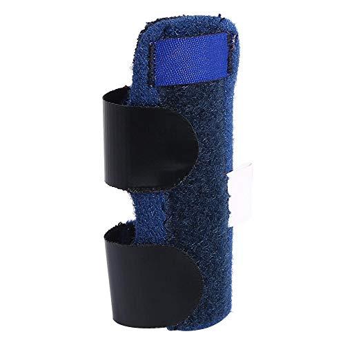 Finger-Schiene, Einstellbare Fingerunterstützung, Schmerzlinderung Trigger Finger Fixing Splint Richt Brace, Eingebaute Aluminiumstrebe