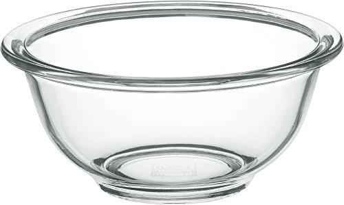 iwaki(イワキ) 耐熱ガラス ボウル 丸型 外径14.4cm 500ml KBC321N