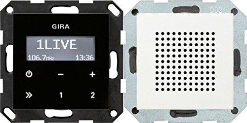 Gira Unterputz Radio RDS System