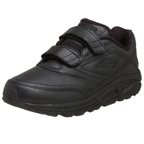 Brooks Addiction Walker V-Strap Black 15 4E - Extra Wide
