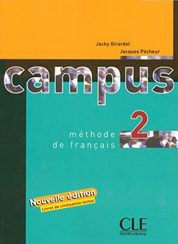 Campus 2 Textbook (French Edition)