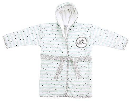 bébé-jou Peignoir de Bain Blanc Taille 86-92