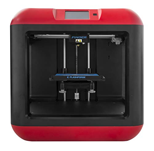 FlashForge 3D Printers, New Model: Finder
