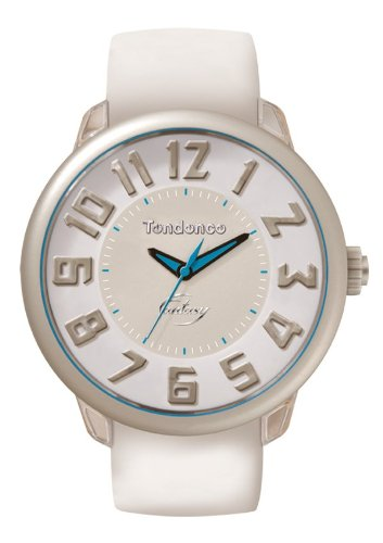 TENDENCE TG630004 - Orologio da polso, colore: bianco