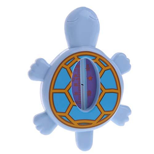Termómetro de baño para bebés con forma de tortuga, juguetes resistentes y rentables