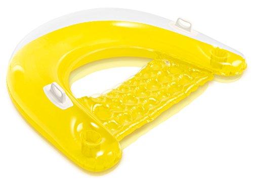 INTEX(インテックス)浮き輪シットインフロート152×99cm58859【色指定不可】[日本正規品]