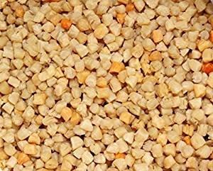 Getrocknete Meeresfrüchte kleine Größe Jakobsmuschel 8 Unzen (227 Gramm) aus Süd-China Meer Nanhai