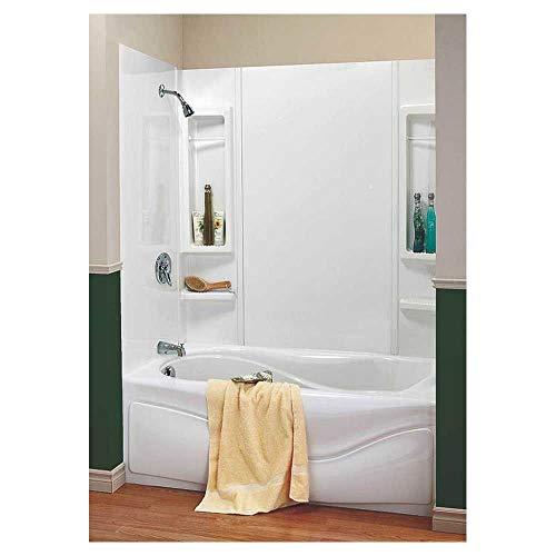MAAX BATH 101594-129 FINESSE 5PC WHT TUB WALL
