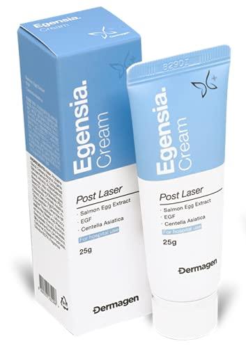 Dermagen Egensia Cream 0.8 fl.oz Made in Korea Post Laser Cream CICA...