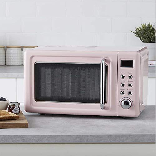 419k6qOf5CL. SS500  - Unique Retro 20L 800W Digital Microwave