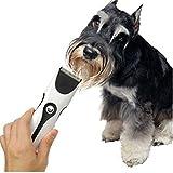 Toilettage for Animaux électrique Ciseaux, Animaux épilateur, Rechargeable 5 en 1 Tondeuse électrique Chien Chat Pet épilateur Clipper, Cutter Dog Care mei