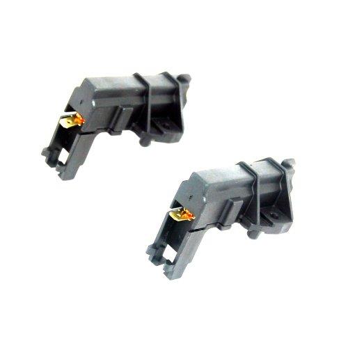 Kohlebürstensatz geeignet für Bauknecht und Whirlpool Waschmaschine 481931088529