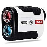 Telemetro da golf, 6x, telemetro laser, 152,4 m, con tecnologia Slope On/Off, misurazione ...