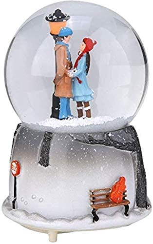 Caja de joyería musical, caja de música portátil, regalos musicales, regalos musicales, globo de cumpleaños novedad musical noche luz musical globo musical caja de música adorno de escritorio