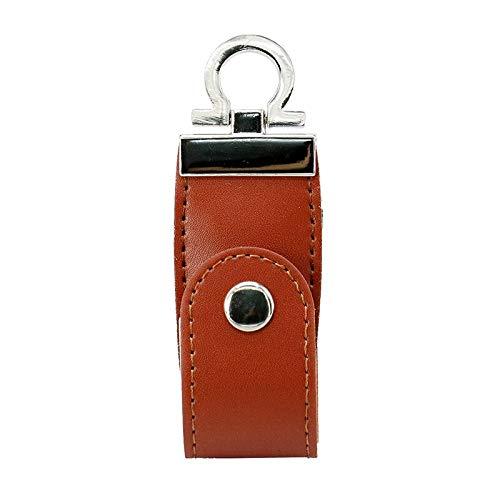 chiavetta usb 7 gb Civetman USB Flash Drive 128 GB USB 2.0 portachiavi in pelle PU USB Stick Pen Drive