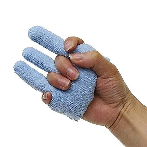 NACHEN Handflächenschutz, Fingertrenner, Anti-Spastik-Hilfe Langlebiges Trainingsgerät, Schmerzlinderung Verhindern, DASS Finger Eiternde Rachitis Hand