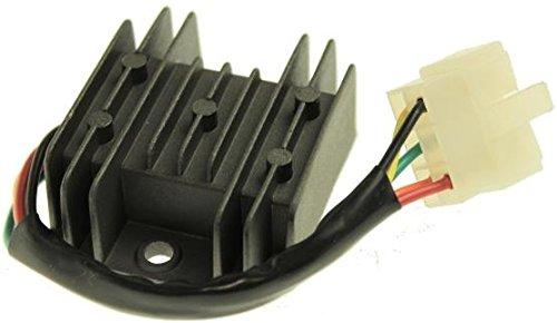 Spannungsregler, Gleichrichter 12 V 10A, Kymco Super 8 50, Malaguti Ciak125 / 150