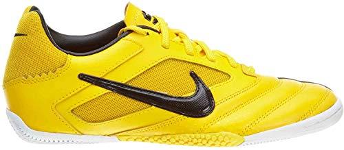 Nike Flex Contact (TDV), Zapatillas de Estar por casa Bebé Unisex, Multicolor (Black/White/Racer Pink 001), 22 EU