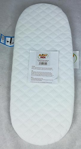 BABY REX Replacement Safety Mattress to fit The Venicci Pram Carrycot Mattress