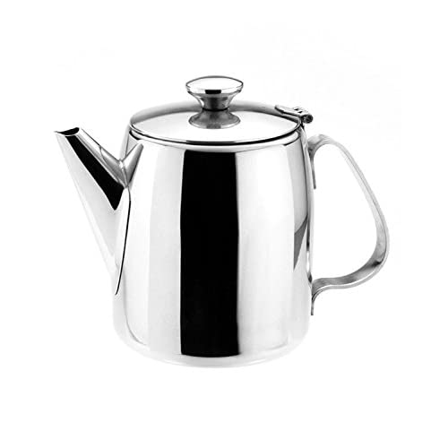 3 Litre / 100oz Stainless Steel Superior Tea/Coffee Pot