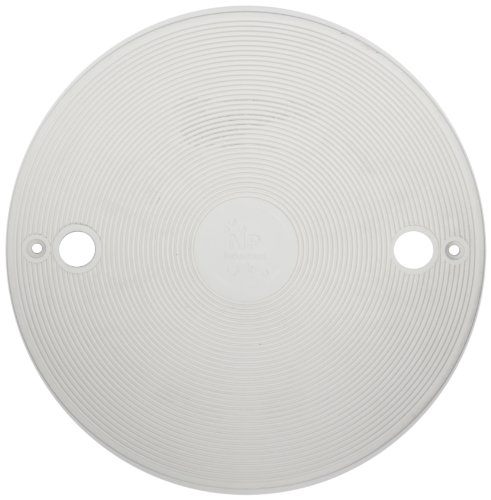 MP Industries 4061-WHT Auto-Lev Water Leveler Lid, White