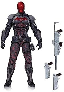 DC Collectibles Batman: Arkham Knight: Red Hood Action Figure by Arkham Knight