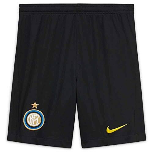 Nike INTER M NK BRT STAD SHORT 3R, Pantaloncini Sportivi Uomo, black/(tour yellow) (no sponsor), L