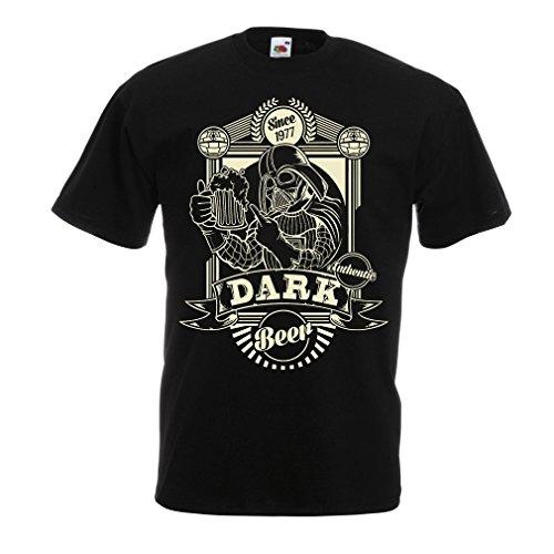 Camiseta Cerveza oscura
