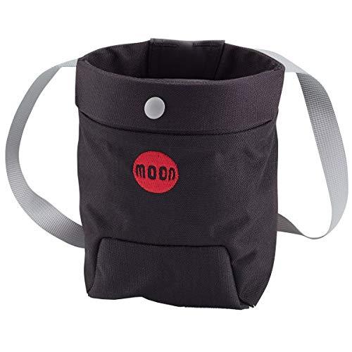 MOON Trad Chalk Bag, Jet Black