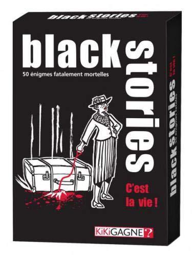iello Black Stories - C'est la Vie