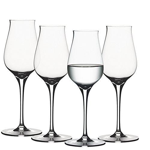 Spiegelau & Nachtmann, 4-teiliges Digestif-Set, Kristallglas, Authentis, 4400170