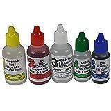 JED Pool Tools 00-330 5-Way Refill Test Kit