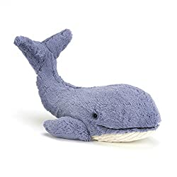 Jellycat Wowser Wilber Whale