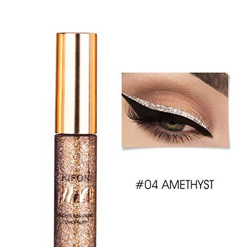 UmayBeauty Delineador de ojos líquido colorido brillante perlado Lustrous Eye Liner Pen